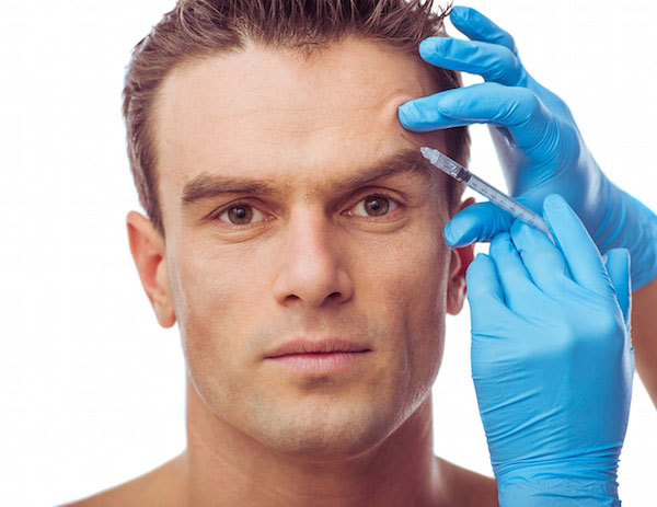 Brotox - Botox za muškarce